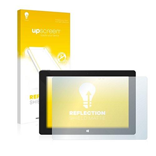 upscreen Reflection Shield Matte Bildschirmschutz Schutzfolie für One Xcellent 10 (matt - entspiegelt, hoher Kratzschutz)