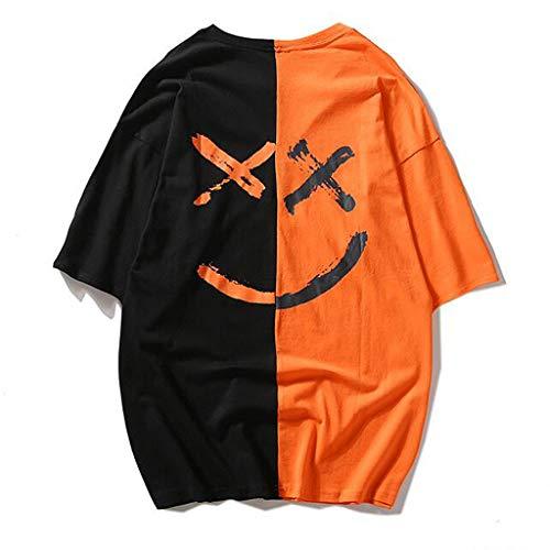 Preisvergleich Produktbild Poloshirt T-Shirt Herren Slim Fit Polka-Punkt Shirt Sweatshirt Unterhemden Muskelshirt Tee Top Blouse