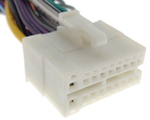 Clarion (3) Cable adaptador de radio para la radio del coche conector...