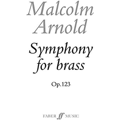 Symphony for Brass, Op. 123