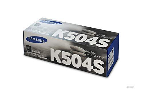 Samsung CLT-K504S Toner, schwarz -