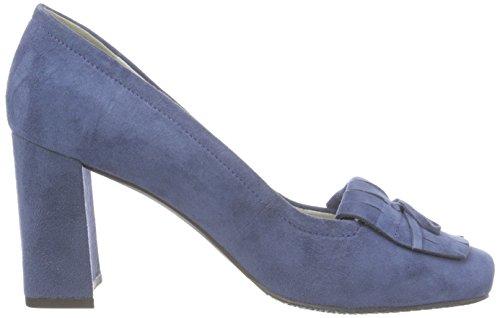 Gerry Weber Viktoria 01, Escarpins femme Bleu jean