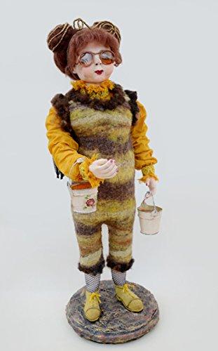 hecho-a-mano-muneca-de-textil-fimo-plastico-interior-cosido-textil-lana-acrilico-decoracion-del-hoga