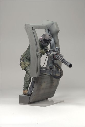 McFarlane Military Serie 6 Air Force Helicopter Gunner 15cm Actionfigur - Air Force Serie