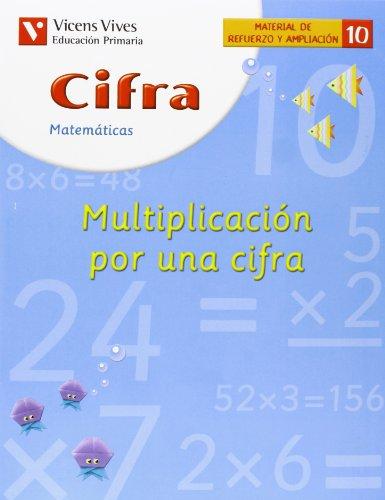 Cifra C-10 Multiplicacion Por Una.. - 9788431675868