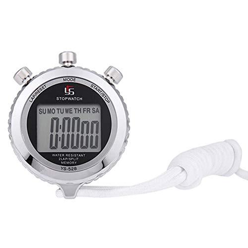 Cronómetro, 1/100 segundos, cronómetro deportivo
