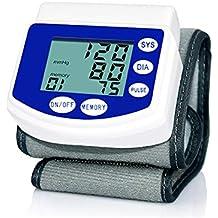 YC Electrónica Medidor De Fuerza Hogar Medidor De Presion Sanguinea Medidor De Presión De Muñeca Dispositivo