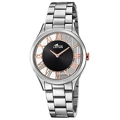 Lotus Trendy 18395/7 Reloj de Pulsera para mujeres Momento Estelar de Diseño de Lotus