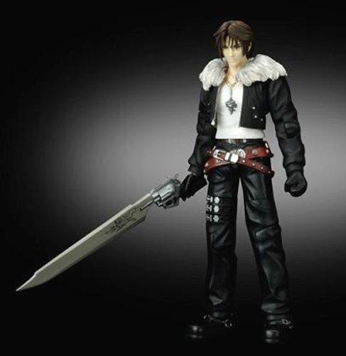 Final Fantasy VIII Squall Leonhart Action Figure (japan import)