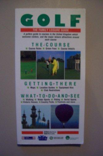 Golf (Family Leisure Guide S.) por Robertson McCarta
