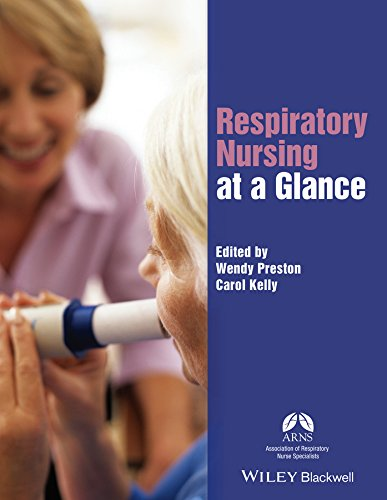 Respiratory Nursing At A Glance (at A Glance (nursing And Healthcare)) por Wendy Preston epub