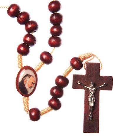 Padre Pio. Pater Pio Rosenkranz. Pater Pio Gebet. St. Pius. St. Pio. St Pio Rosenkranz