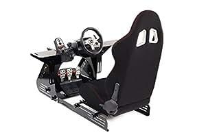 InsideRace Sport - Simulazione di guida - Simulazione di volo - Racing simulator - Flying Simulator
