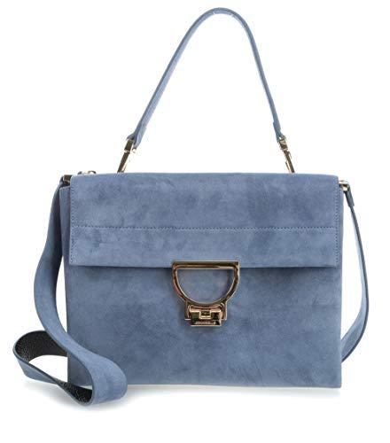 Coccinelle Arlettis Suede Handtasche Leder 29 cm B05-serie