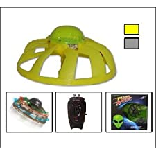 UKayed ® Radio Control MINI Flying Saucer UFO Infrared Remote control