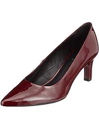 e7603298619be Amazon.it  Rosso - Scarpe col tacco   Scarpe da donna  Scarpe e borse