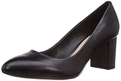 Clarks  Blissful Cloud, Escarpins femme Noir (Black Leather)