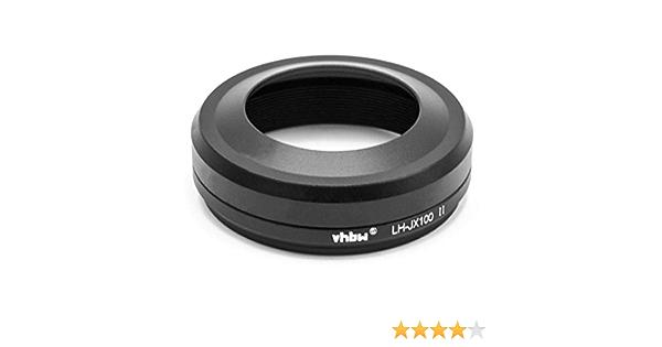 Vhbw Metall Gegenlichtblende Streulichtblende Kamera