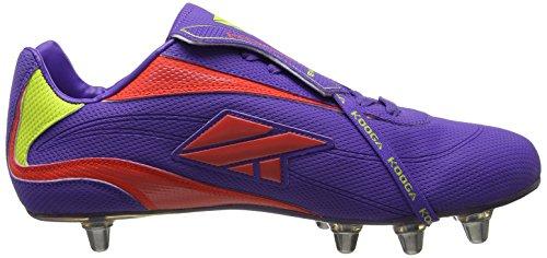 KOOGA Rugby Herren Stiefel Nuevo - Purple/Multi