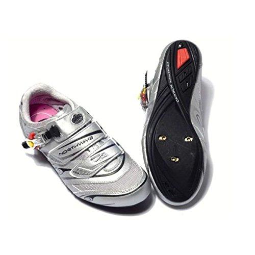 Northwave chaussures de-Road Velvet SBS SILB_SCHW
