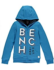 Bench Jungen Sweatshirt Zip Thro Graphic Sweat