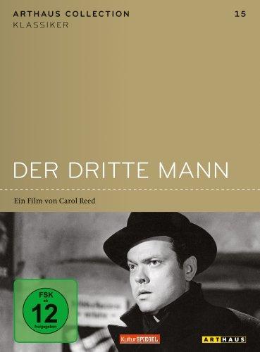 Bild von Der dritte Mann - Arthaus Collection Klassiker