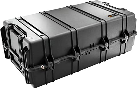 PELICAN 1780 TRANSPORT CASE WITH FOAM BLACK