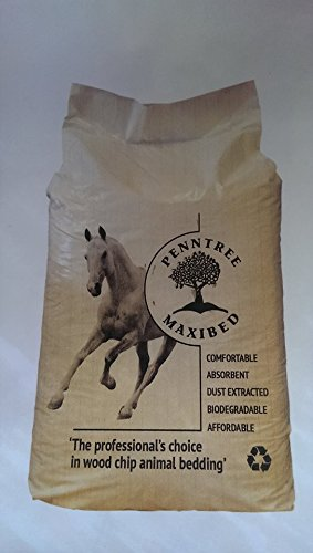 MaxiBed -Eco Animal Bedding.25kg approx horses, poultry, game & pets 1