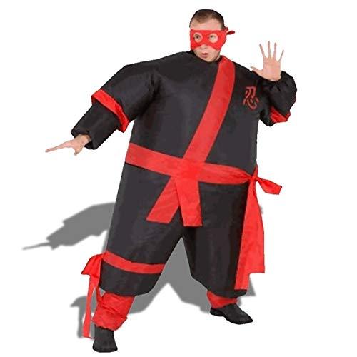 aufblasbare ninja Kostüm Anzug mit - Aufblasbare Ninja Kostüm