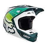 Fox Helm V2 Grün Gr. L