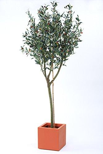 Künstlicher Olivenbaum – Premium Qualität – 1.5m. 1,65m oder 1,8m hoch