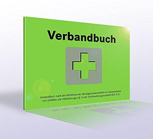 """ Verbandbuch "" - Verbandsbuch - Erste Hilfe DIN A 5"