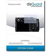 "4 x disGuard® Displayschutzfolie Fujifilm X-Pro2 Schutzfolie Folie ""CrystalClear"" unsichtbar"