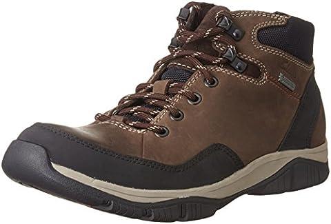 Clarks Ramparton Gtx, Men Boots, Brown (Brown Nubuck), 10 UK (44.5 EU)