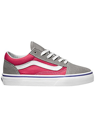 Vans OLD SKOOL, Low-Top Sneaker, unisex bambino (pop) purple ir