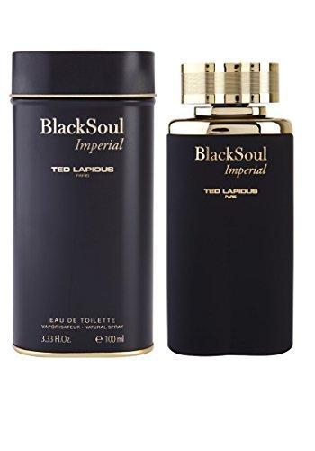 Ted Lapidus Black Soul Imperial 100ml Eau de Toilette Spray