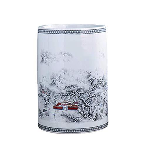LYGID Schirmständer Regenschirmständer,vase Swing Keramik Home Hotel Schirmschaufel Sonnenschirm - Swing Vase