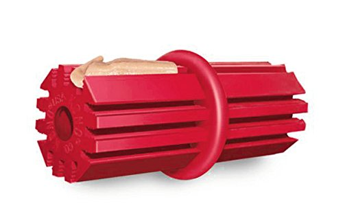 KONG Dental Stick Dog Toy, Red 3