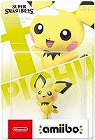 Nintendo 263570 Amiibo Pichu Super Smash Bros. Series Figuren (Nintendo Switch)