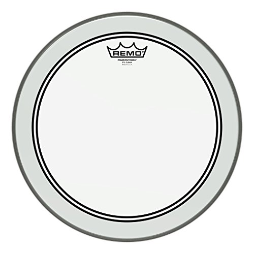 Remo-Powerstroke-P3-Trommelfell Powerstroke P3 Clear, Tom/Snare 14 Inches