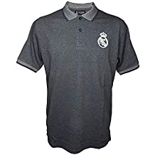 Polo Gris Real Madrid Producto Oficial 56ddcc4367eda