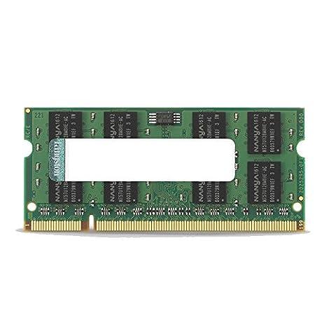 1Go RAM PC Portable SODIMM Kingston KFJ-FPC218/2G DDR2 667Mhz PC2-5300