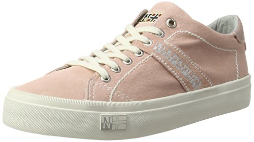 Napapijri Naomi, Sneakers basses femme Pink (tea rose)