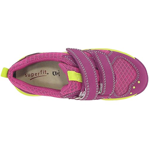 Super fit 4-00243-77 4-00243-77 Mädchen Sandalette pink/lila (dahlia/kombi)