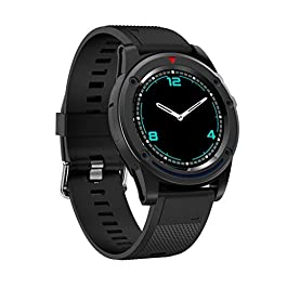 bloatboy Smart Watch Bluetooth 4.0 Dial Call Contapassi Outdoor Sport Smartwatch Supporto TF Card Slot Watch