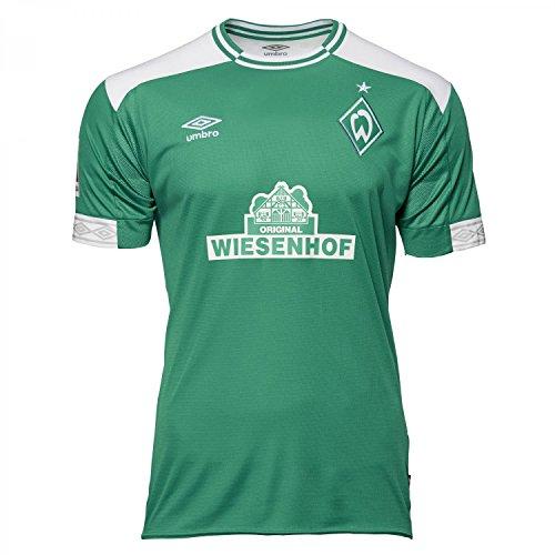 """Umbro Herren Fußballtrikot SV Werder Bremen Heimtrikot Saison 2018/19"""""""