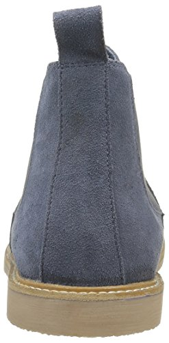 Kickers Tyga, Bottes Classiques Femme Bleu (Marine)