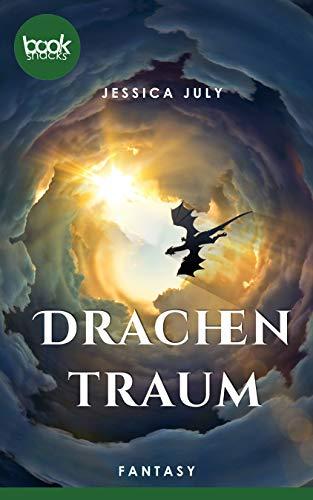 Buchseite und Rezensionen zu 'Drachentraum (Die booksnacks Kurzgeschichten-Reihe 192)' von Jessica July