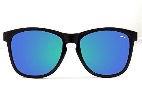 Cluum 2x1 Gafas de Sol (Black/Green)
