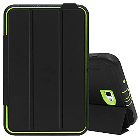 Top Munster Samsung Galaxy Tab A 10.1 Case(SM-T580/SM-T585 Version ONLY),3In1